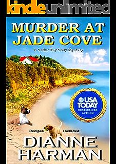 Murder At Jade Cove Cedar Bay Cozy Mystery Series Book 2