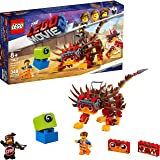 LEGO THE LEGO MOVIE 2 Ultrakatty & Warrior Lucy; 70827 Action Creative Building Kit for Kids (348 Pieces)