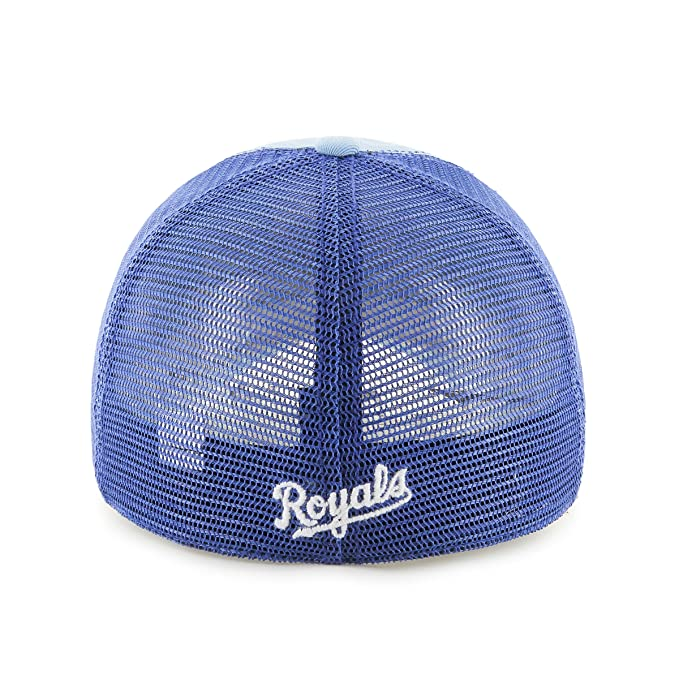 d8b56097a1d Amazon.com    47 MLB Kansas City Royals Taylor Closer Stretch Fit ...