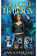 The Janusite Trilogy: Undercover Elementals, Books 1-3 Kindle Edition