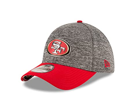 detailed look ae493 984d9 NFL San Francisco 49ers 2016 Draft 39Thirty Stretch Fit Cap, Large X-Large