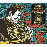 オルクエストリーナ ~ バボラーク・ダンスアルバム (Orquestrina ~ Piazzolla , Ravel , Faure , Kogan , Saglietti / Radek , Baborak) [輸入盤 / 日本語帯・解説付]