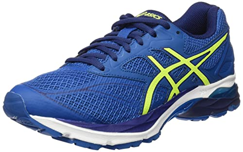 Asics Men's Gel Pulse 8 Running Shoes, Black: Amazon.co.uk