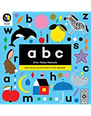 ABC: See and say all the letters of the alphabet