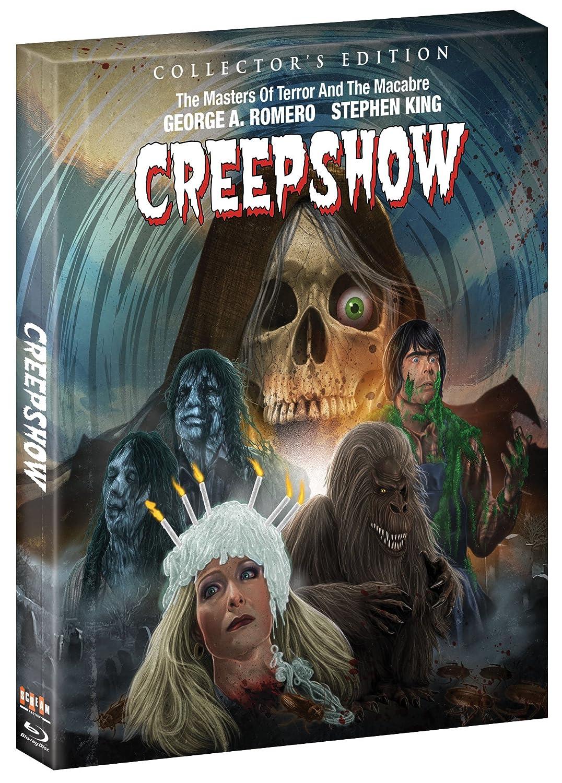 Amazon com: Creepshow [Collector's Edition] [Blu-ray]: Hal Holbrook