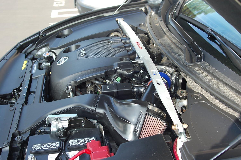 Amazon.com: STILLEN 307024 Front Strut Tower Brace - 09-13 Maxima / 08-13 Altima Coupe / 07-13 Altima Sedan: Automotive