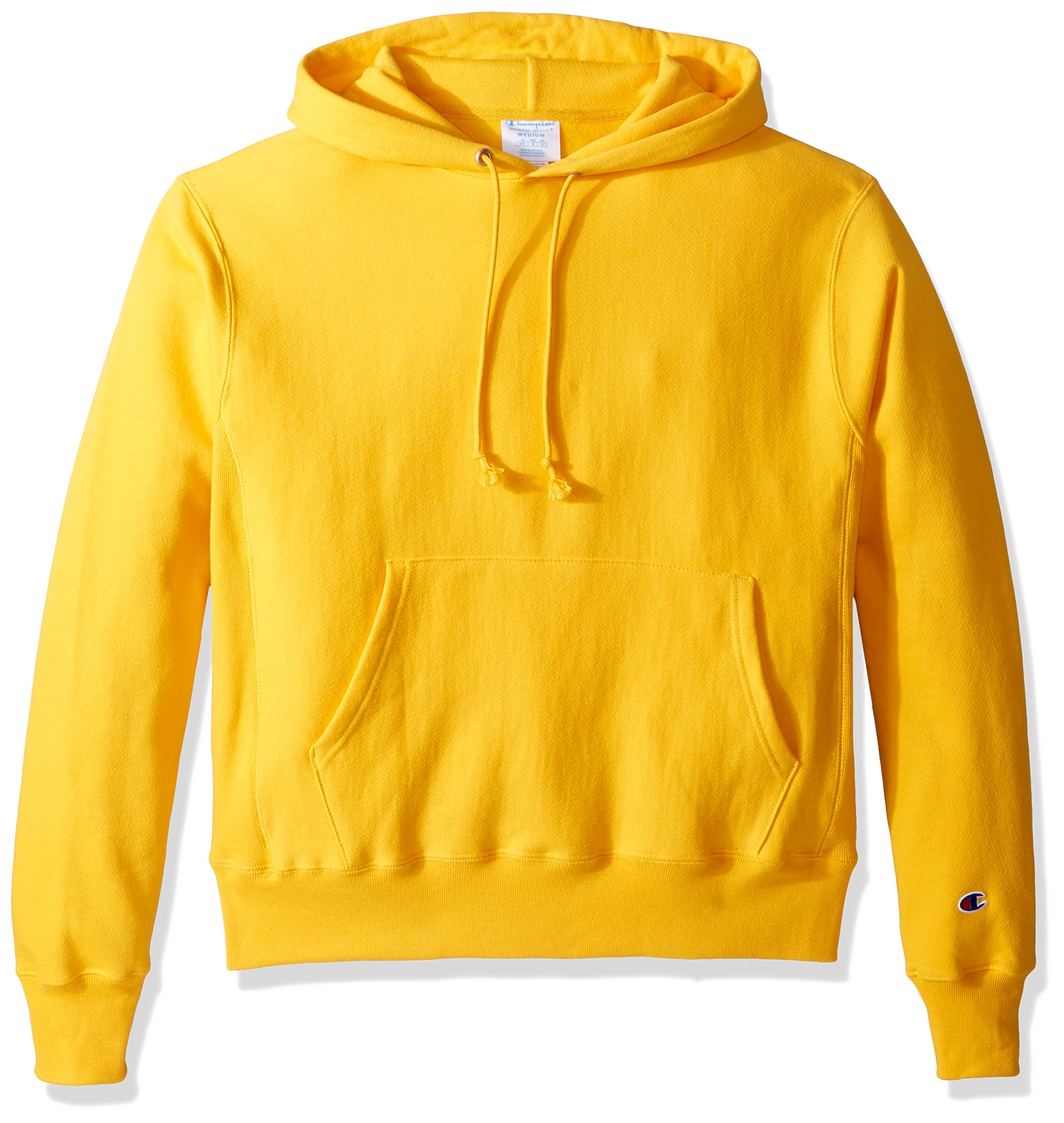 Champion LIFE Men's Reverse Weave Pullover Hoodie, Team Gold, 3X Large by Champion LIFE