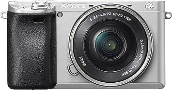 Sony Alpha A6300 - Cámara compacta con montura tipo E + ...