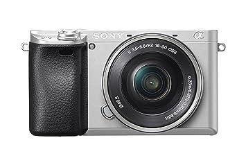 Sony Alpha A6300 - Cámara compacta con montura tipo E + objetivo ...