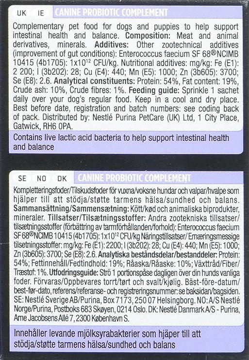Purina Plan Veterinary Diet Suplemento Alimentario para Perros - 30 gr