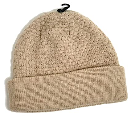 d6a5e111032 Topman Mens Stone Textured Knitted Beanie Hat One Size Grey  Amazon.co.uk   Clothing