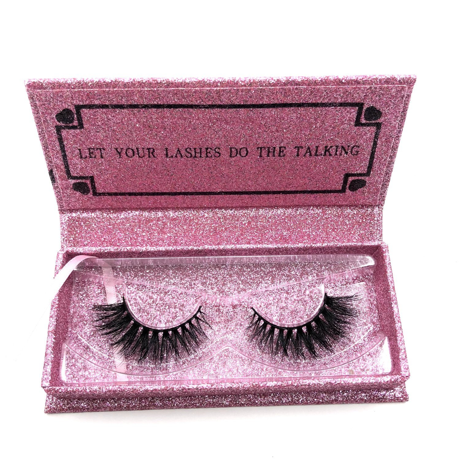 cf7b48c4e96 Amazon.com : Mikiwi 3D Mink Lashes DA004 Premium Quality Reusable Handmade  Cruelty Free Siberian Mink Fur Hair Long Thick Dramatic Look Fake Lashes :  Beauty