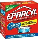 EPARCYL - Entretien des Fosses Septiques Boîte 22 Sachets Doses