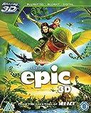 Epic [Blu-ray 3D + Blu-ray]