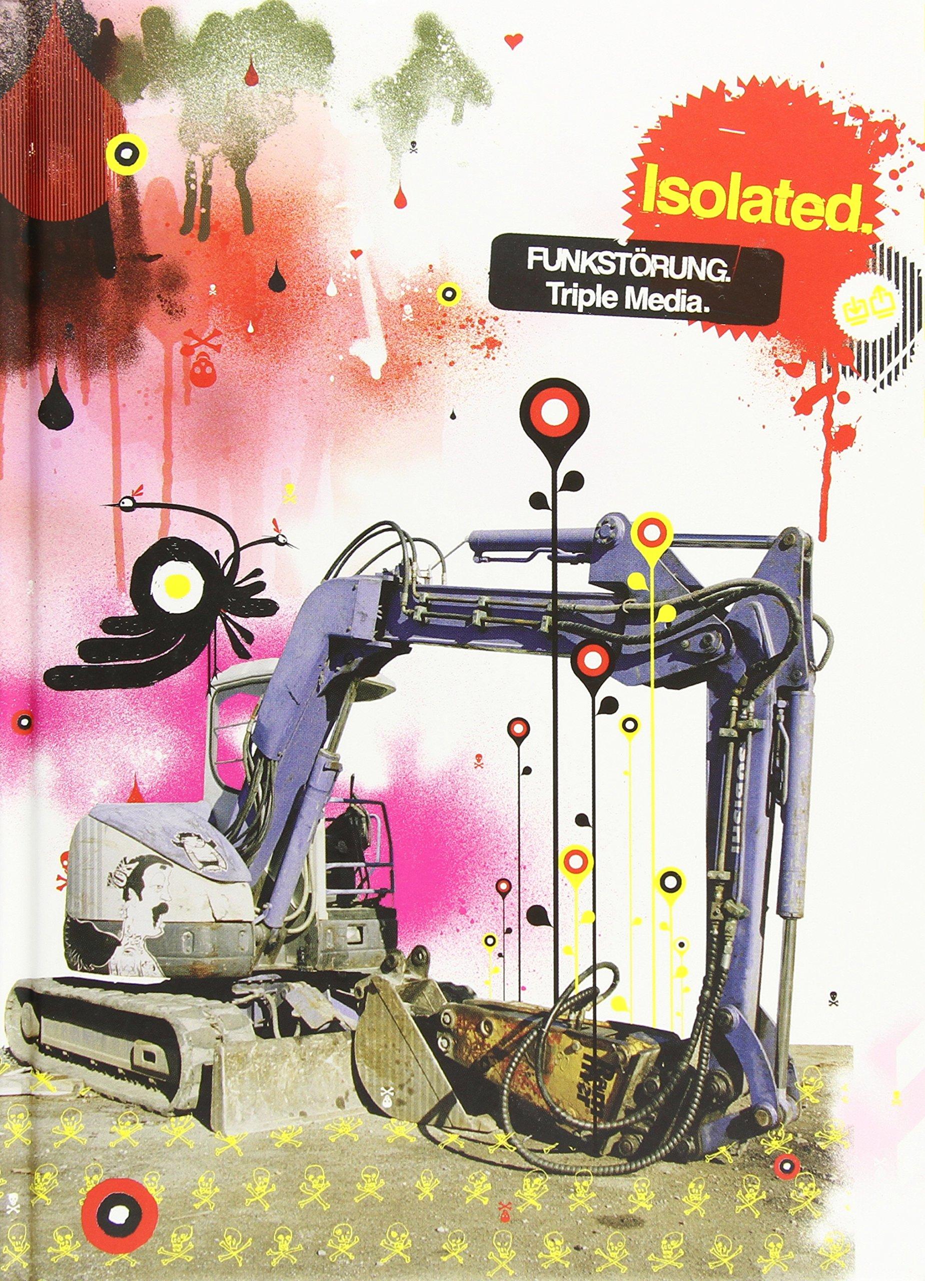DVD : Funkstörung - Isolated Funkstorung Triple Media (With Book)