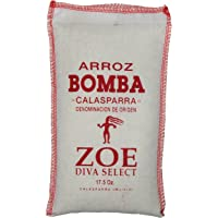 ZOE Diva Select bag, ShortGrain SpanishStyle Rice, FirmGrained Rice, the Perfect Rice for Paella, Grown in the…