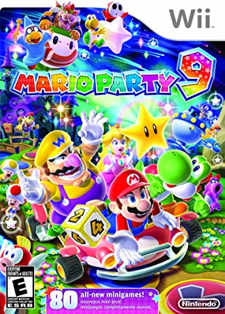 Mario Party 9 Video Games