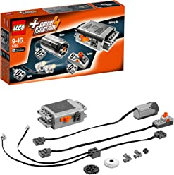 LEGO Technic - Set de Motores Power Functions (8293)