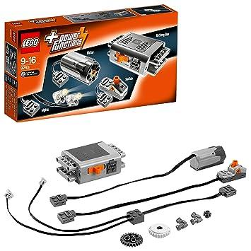 Lego Technic 8293 Power Functions Tuning Set Amazon De Spielzeug