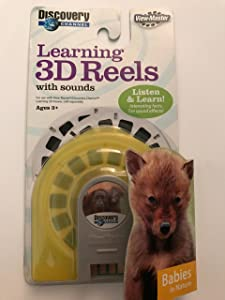 View-Master Discovery Learning 3D Reels with Sound: Babies in Nature