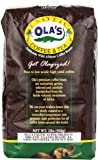 Ola's Exotic Super Premium Coffee Organic Uganda Bugisu AA Ground, 32-Ounce Bag