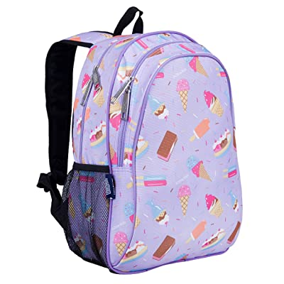 Wildkin Kids 15 Inch Backpack for Boys and Girls, Perfect Size for Preschool, Kindergarten and Elementary School, 600-Denier Polyester Fabric Backpacks, BPA-free, Olive Kids (Sweet Dreams)