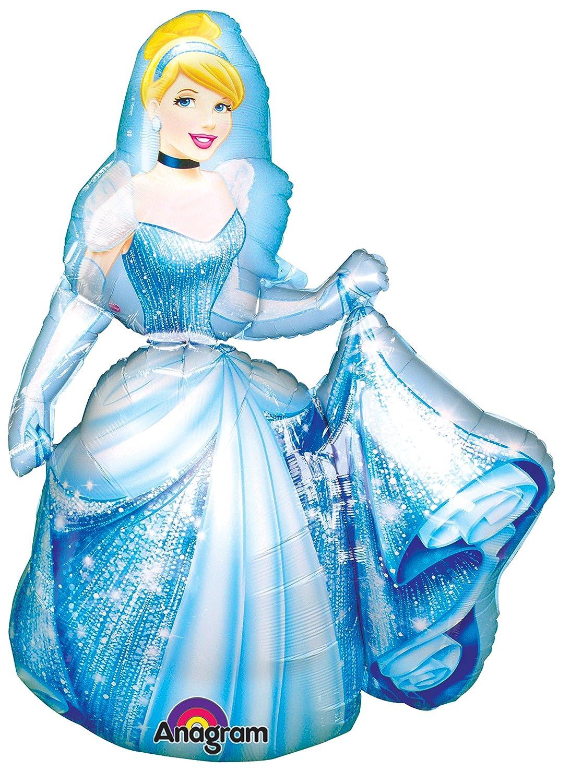 Amazon.com: Anagram International Cinderella Air Walker, Multicolor ...