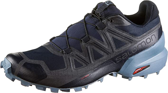 SALOMON Speedcross 5, Zapato para Correr Estilo Trail Running para Hombre: Amazon.es: Zapatos y complementos