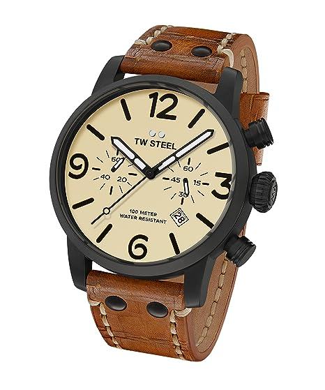TW Steel Reloj para Hombre de Cuarzo MS44