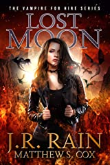 Lost Moon: A Samantha Moon Paranormal Mystery Novel (Vampire for Hire Book 18) Kindle Edition