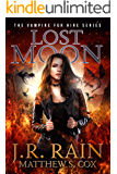 Lost Moon (Vampire for Hire Book 18)
