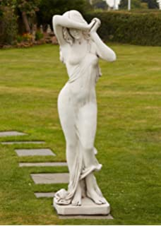 Naked women garden statues opinion