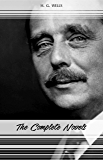 H. G. Wells: The Complete Novels (The Time Machine, The War of the Worlds, The Invisible Man, The Island of Doctor Moreau, When The Sleeper Wakes, A Modern Utopia...) (English Edition)