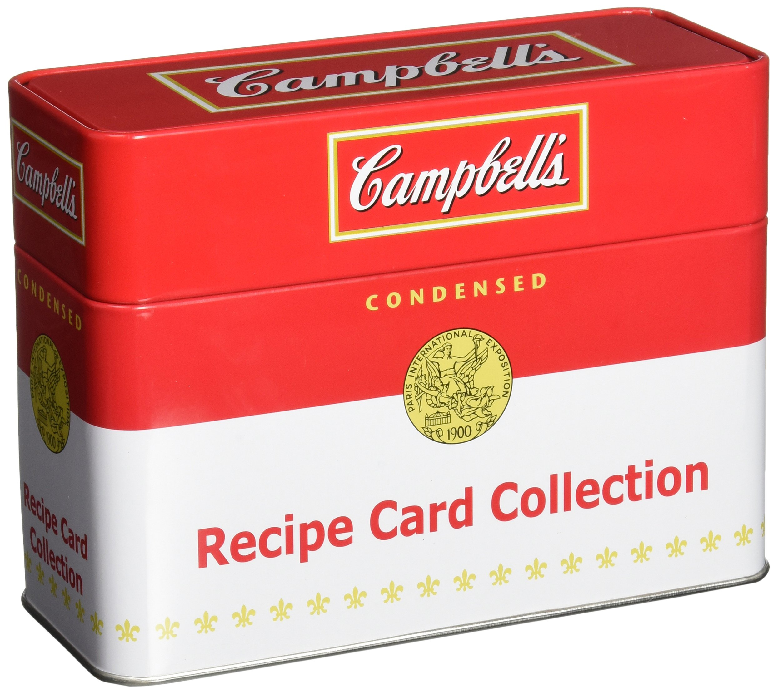 Collectible Campbells Tin with Recipe Card Collection pdf