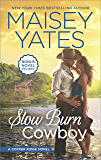 Slow Burn Cowboy: A Western Romance Novel (Copper Ridge)