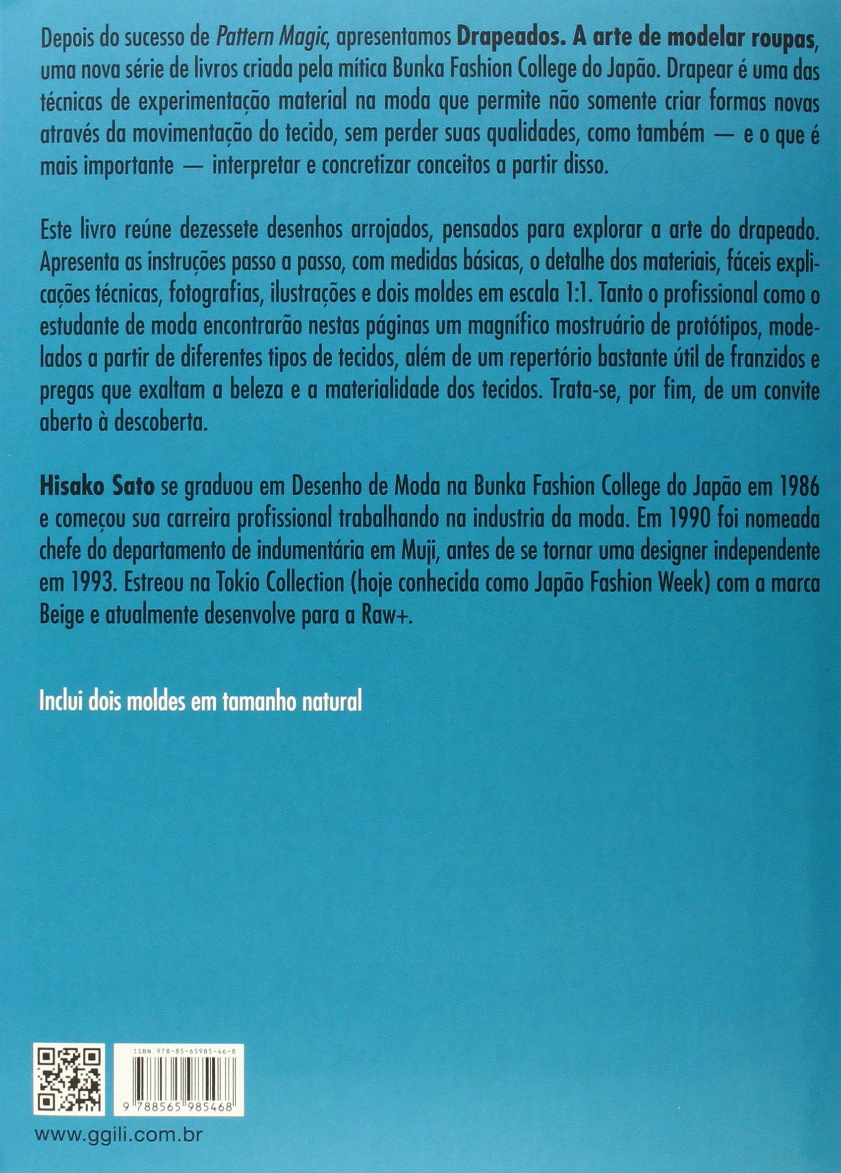 A arte de modelar roupas: Amazon.es: Hisako Sato: Libros en idiomas extranjeros