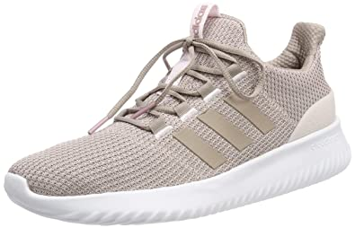 7327b68de512 adidas Women s Cloudfoam Ultimate Low-Top Sneakers  Amazon.co.uk ...