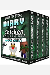 Diary of a Minecraft Chicken Jockey BATTLE STEED BOX SET - Collection 1: Unofficial Minecraft Books for Kids, Teens, & Nerds - Adventure Fan Fiction Diary ... Noob Mobs Series Diaries - Bundle Box Sets) Kindle Edition