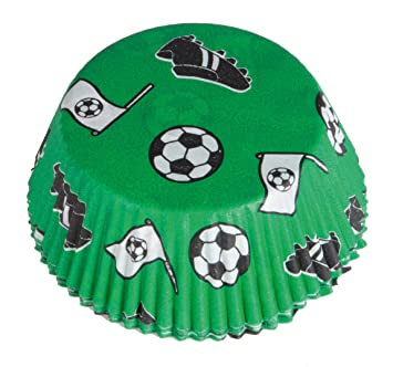 48 moldes * Balones de Fútbol * para WM 2018 de fiesta o ...