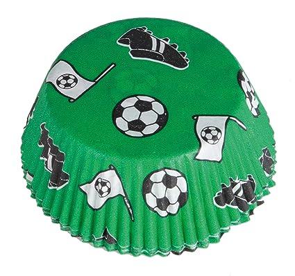 48 moldes * Balones de Fútbol * para WM 2018 de fiesta o cumpleaños infantiles/
