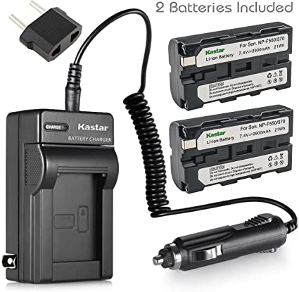 Sony Handycam DCR-VX2000E Replacement Battery Charger