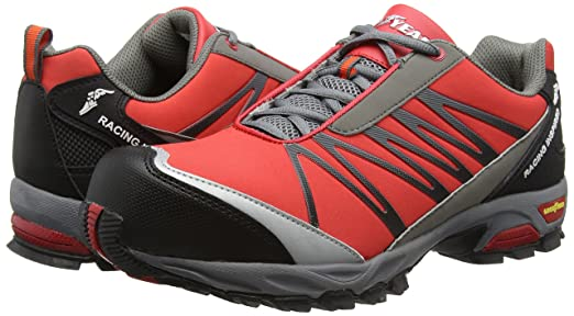 Goodyear GYSHU1500 - Zapatos de Seguridad Deportiva, Color Rojo, Talla 42: Amazon.es: Industria, empresas y ciencia