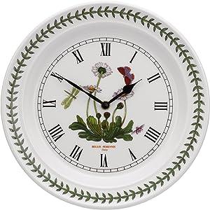Botanic Garden BGHG61000 10-Inch Daisy Wall Clock, Multi-Colour