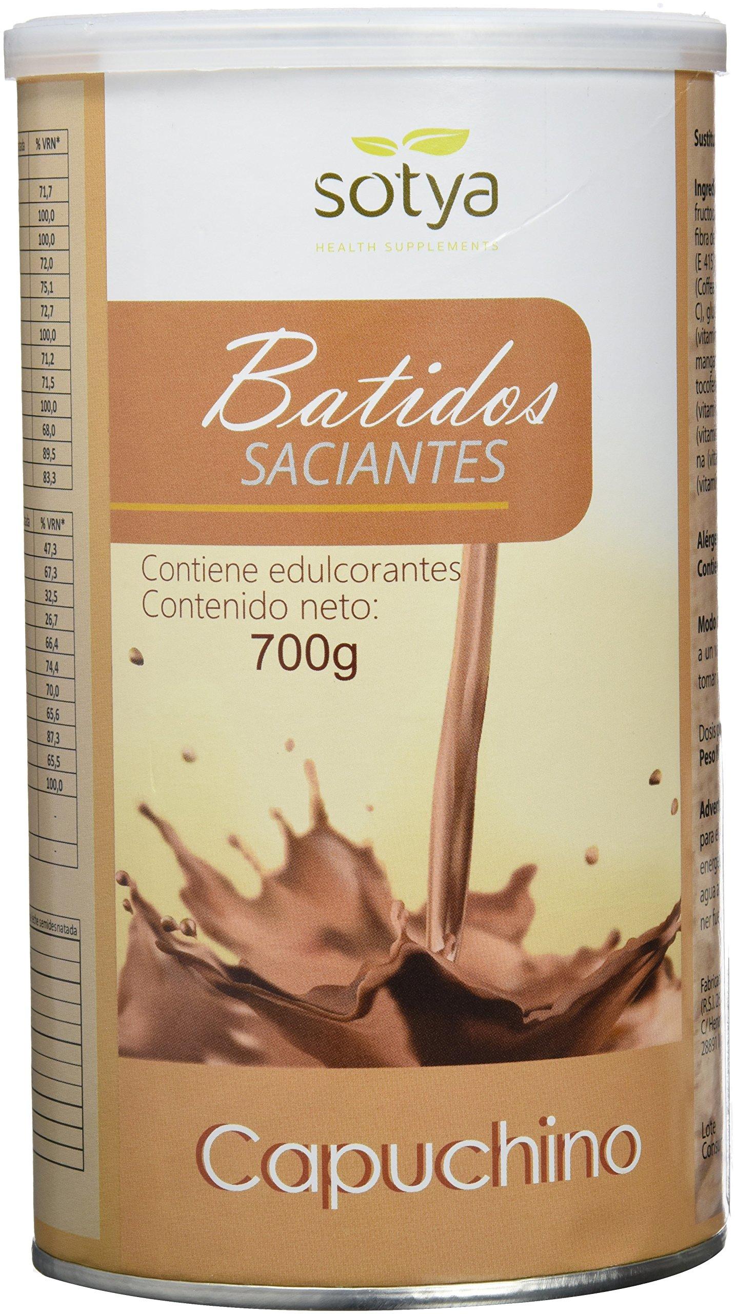 Sotya Saciantes, Batidos con sabor de Capuchino, 700 mg product image