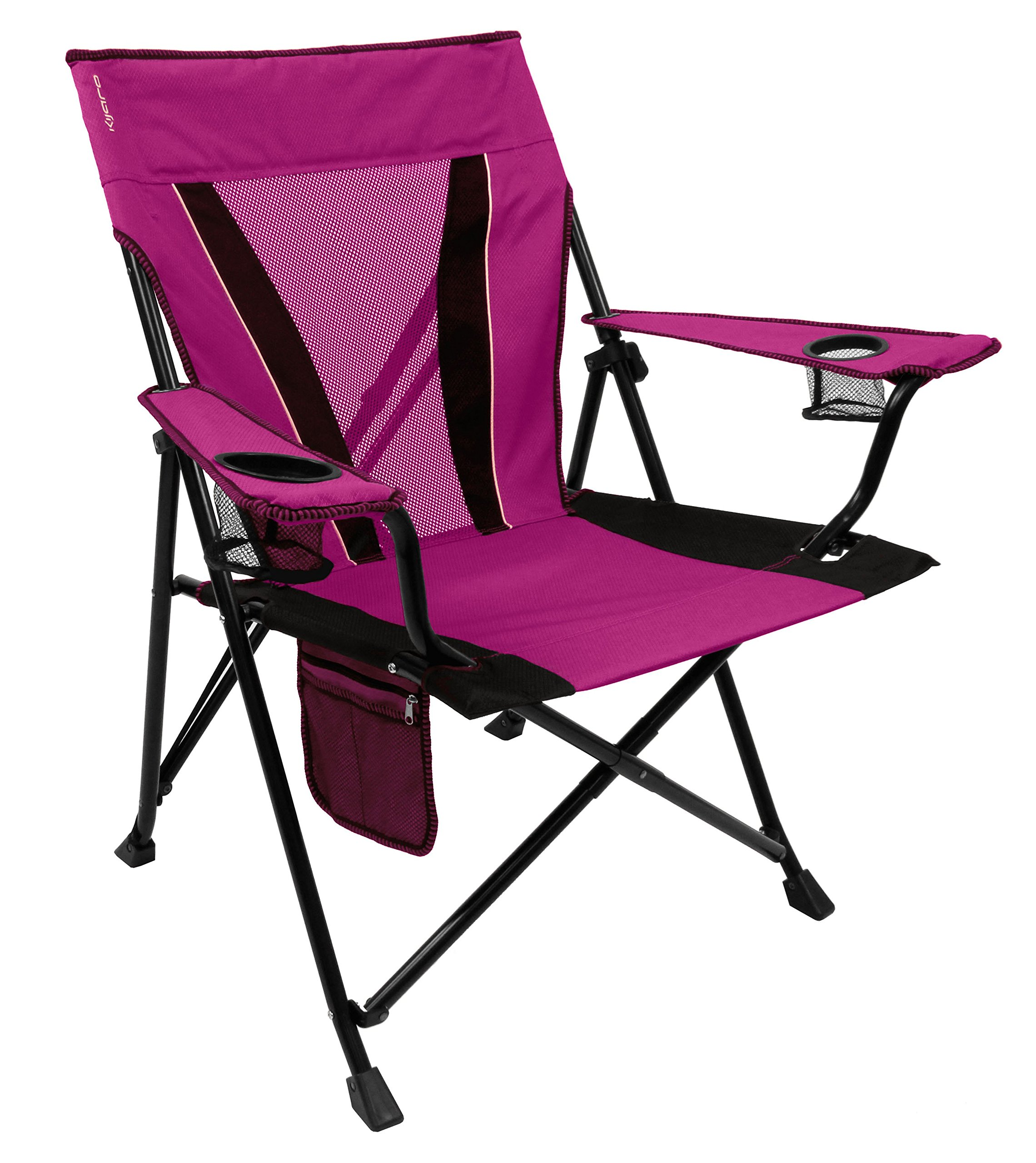 Kijaro XXL Dual Lock Portable Camping and Sports Chair by Kijaro