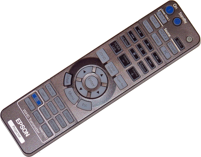EX5240 OEMEpson Projector Remote Control EX3240 EX5250