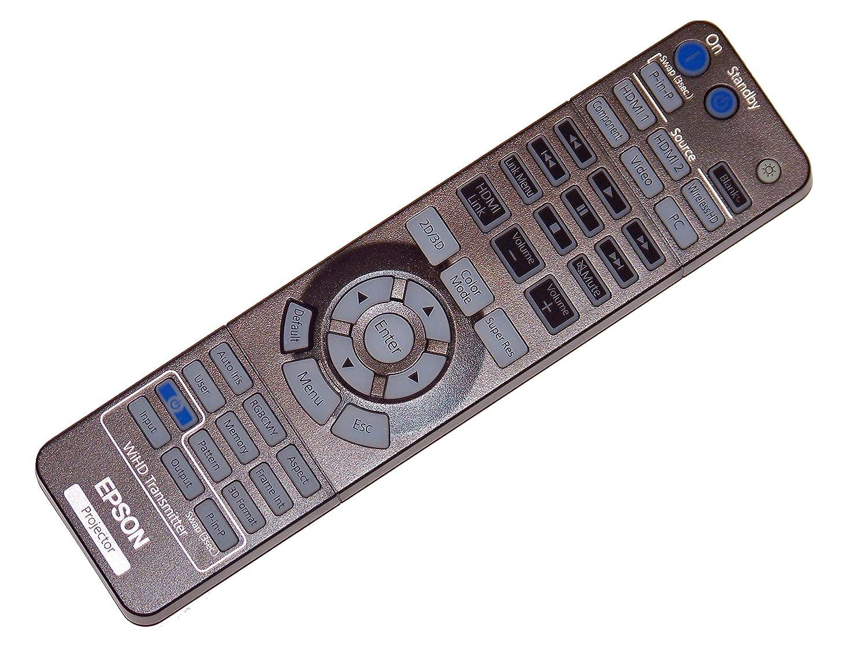 Epson Projector Remote Control: PowerLite Home Cinema 5030UB & PowerLite Home Cinema 5030UBe 4330954543