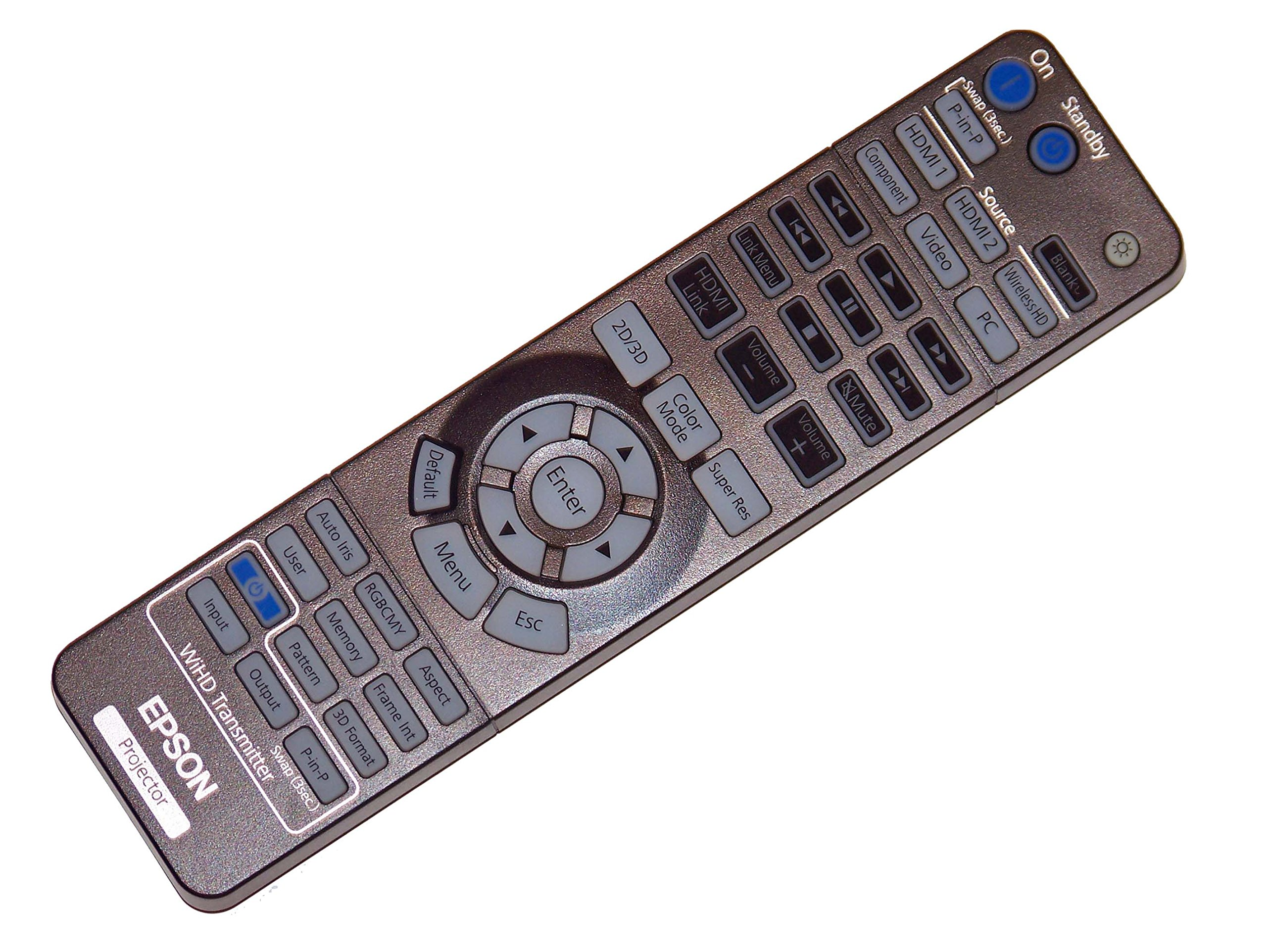 Epson Projector Remote Control: PowerLite Home Cinema 5030UB & PowerLite Home Cinema 5030UBe by Epson