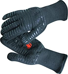 GRILL HEAT AID Extreme Heat Resistant Grill/BBQ Gloves