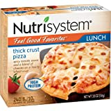 Nutrisystem® Feel Good Favorites™ Thick Crust Pizza, 6 Pack